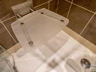 Sprcha se sedátkem