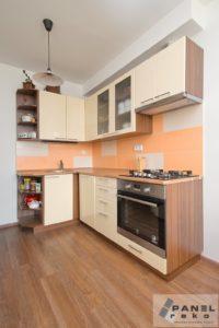 Rekonstrukce malé panelákové kuchyně