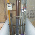 Rekonstrukce - potrubí
